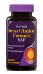 Stress-Anxiety-Formula (SAF®) by Natrol