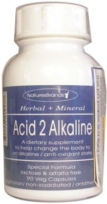 Acid to Alkaline (pH strips provided)