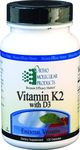 Vitamin K2 with D3 by Ortho Molecular