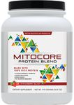 MitoCore Protein Blend Strawberry Blast (Formerly K PAX Fuel of Life Protein Blend Strawberry Blast)