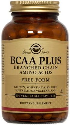 BCAA Plus by Solgar