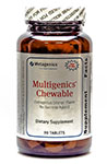 Multigenics Chewable Orange