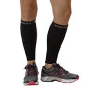 Compression Leg Sleeves - Black (ITEM NON-RETURNABLE)