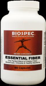 Essential Fiber by Biospec Nutritionals