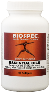 Essential Oils by Biospec Nutritionals