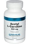 Acetyl L-Carnitine 500 mg (82730-) by Douglas Laboratories
