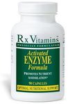 Activated Enzyme Formula by Rx Vitamins, Inc.