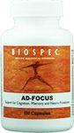 Ad-Focus by Biospec Nutritionals