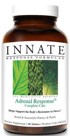 Adrenal Response- Complete Care by Innate Response Formulas
