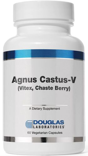 Agnus Castus-V (Vitex, Chaste Berry) (77301-) by Douglas Laboratories
