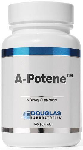 A-Potene 25,000IU (7993-) by Douglas Laboratories