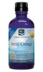 Arctic Omega Liquid Lemon by Nordic Naturals