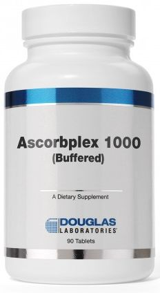 Ascorbplex 1000 (buffered) (7563-) by Douglas Laboratories