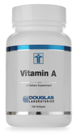 Vitamin A 10,000 I.U. by Douglas Laboratories