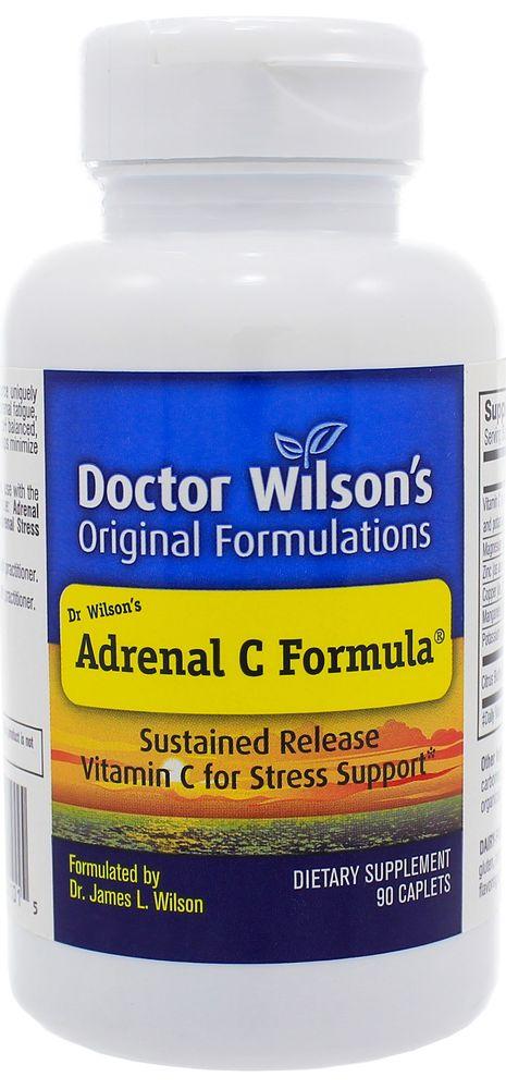 Adrenal C Formula® by Dr. Wilson's Original Formulations