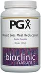 Bioclinic Naturals - PGX Weight Loss Meal Replacement Double Chocolate