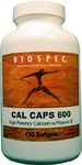 Cal Caps 600 by Biospec Nutritionals
