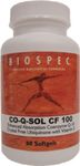 Co-Q-Sol CF 100 by Biospec Nutritionals