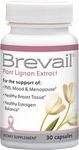 Brevail 30 Capsules by Barlean's Organic Oils