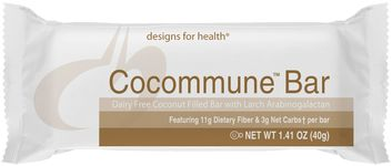 Cocommune Bar (HEAT SENSITIVE PRODUCT) by Designs for Health