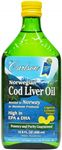 Cod Liver Oil (Norwegian) Great Lemon Taste