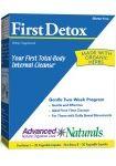 Advanced Naturals - First Detox