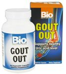Gout Out by Bio Nutrition Inc.