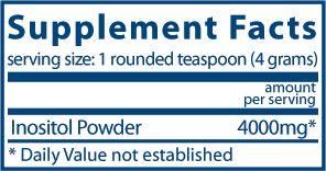 Inositol Powder 4000