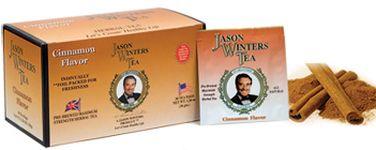 Jason Winters International - JW TEA BAGS� - Cinnamon