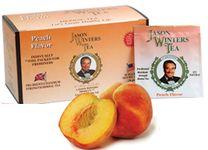 Jason Winters International - JW TEA BAGS� - Peach W/Stevia