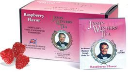 Jason Winters International - JW TEA BAGS� - Raspberry W/Stevia