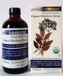 Anthoimmune Organic Elderberry Syrup by Maine Medicinals