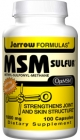 MSM Sulfur™ by Jarrow Formulas