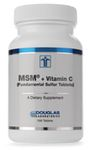 MSM + Vitamin C (Fundamental Sulfur Tablets) (MSM)