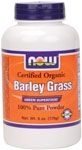 Barley Grass by Now Foods