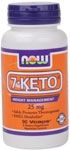 7-KETO 25 mg by Now Foods