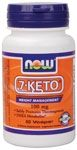 7-KETO 100 mg by Now Foods