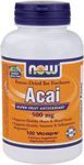 Acai 500 mg by Now Foods