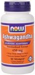Ashwagandha 450 mg by Now Foods