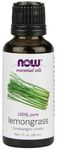 Lemongrass Oil 1 oz, fluid by Now Foods