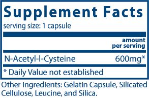 NAC (N-Acetyl-l-Cysteine)