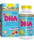 Advanced Naturals - Norwegian Gold Kids DHA