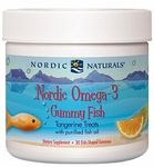 Nordic Omega-3 Gummy Fish by Nordic Naturals