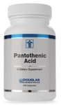 Pantothenic Acid 500 mg (7919-) by Douglas Laboratories