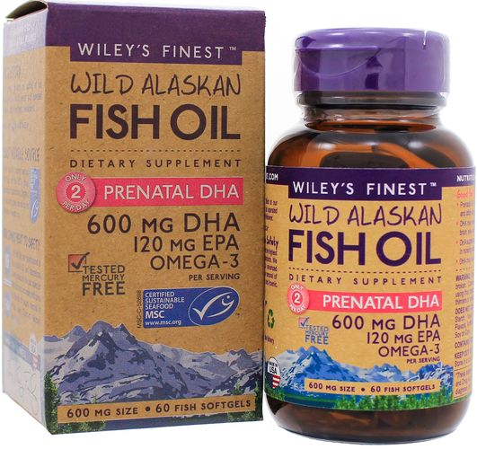 Freshest vitamins and supplements by professional for Wild alaskan fish oil