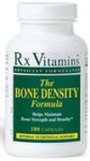Bone Density Formula by Rx Vitamins, Inc.