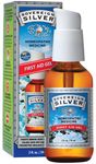 Silver First Aid Gel by Sovereign Silver (Natural Immunogenics)