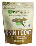 Skin + Coat for Dogs Chews