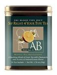 D'Adamo Personalized Nutrition - Sip Right 4 Your Type Tea AB