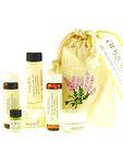 Angelina Organic Skin Care - Facial Kit- Kapha Bal. - Oily/ Comb. Skin